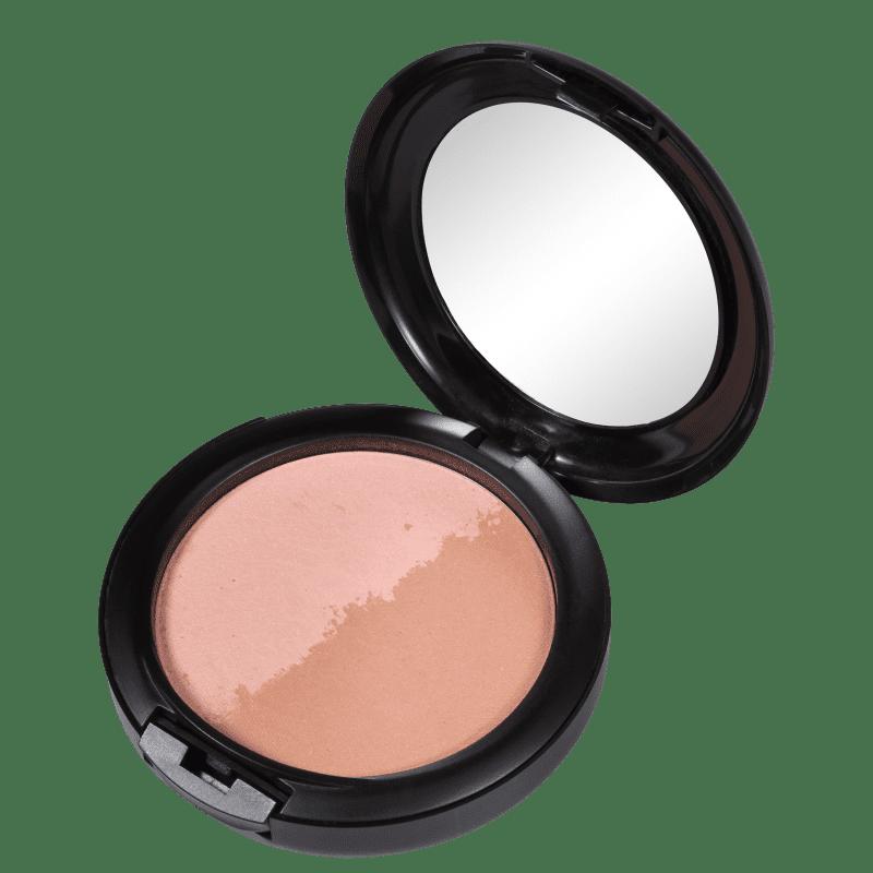 Marcelo Beauty Mosaico Duo Castanho - Blush Luminoso 60g