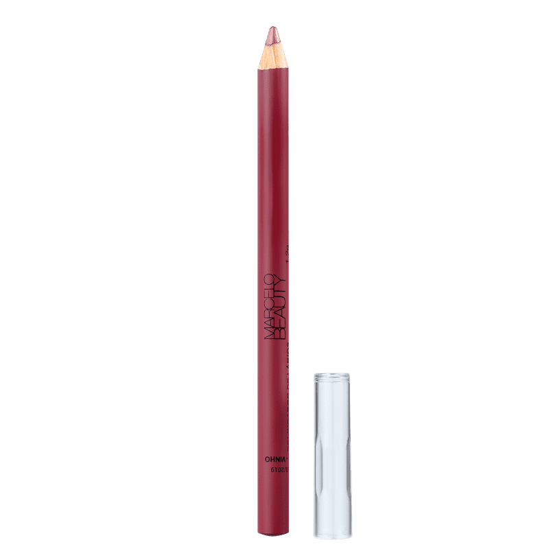 Marcelo Beauty Vinho - Lápis de Boca 1,2g
