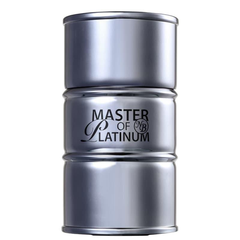 Master Essence Platinum New Brand Eau de Toilette - Perfume Masculino 100ml