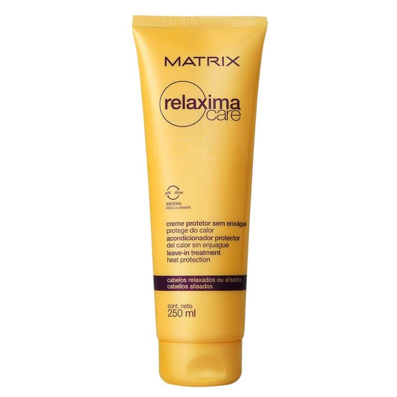 Matrix Relaxima.Care Creme Protetor Sem Enxague - Protetor Térmico 250g