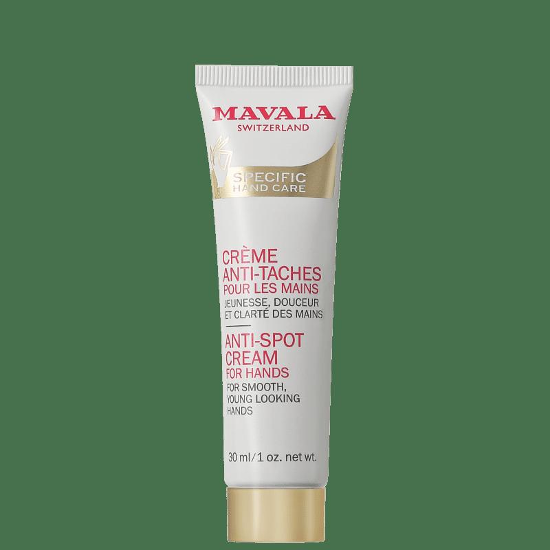 Mavala Anti-Spot - Creme Clareador para as Mãos 30ml