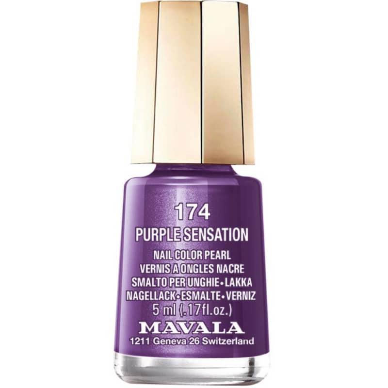 Mavala Mini Color Purple Sensation - Esmalte 5ml