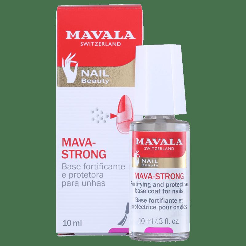 Mavala Mava-Strong - Base Fortalecedora para Unhas 10ml