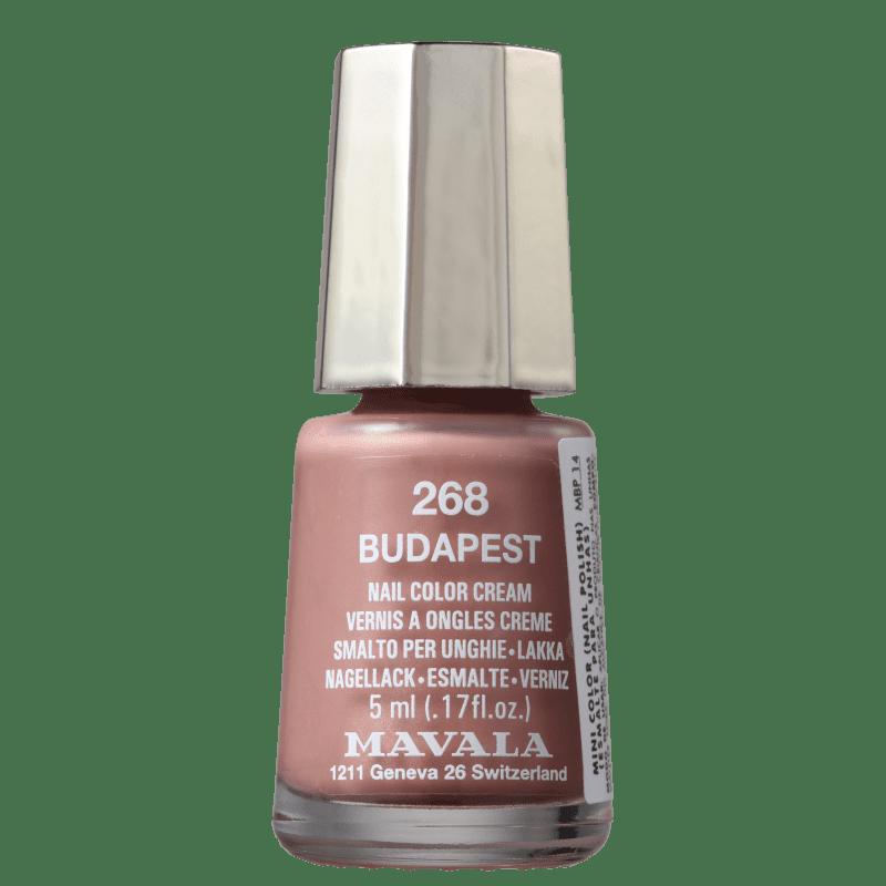 Mavala Mini Color 268 Budapest - Esmalte 5ml