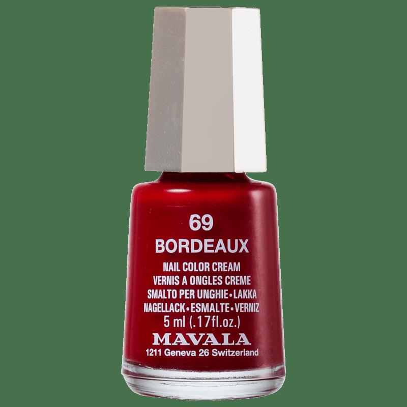 Mavala Mini Colours Bordeaux - Esmalte Cremoso 5ml
