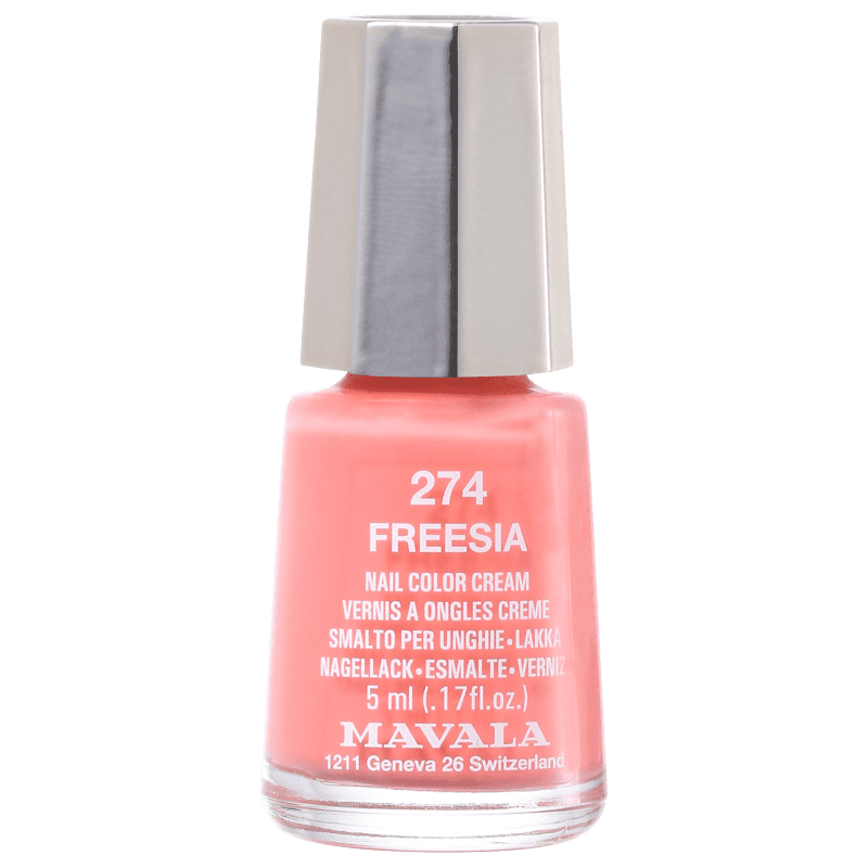 Mavala Mini Colours Freesia N274 - Esmalte Cremoso 5ml