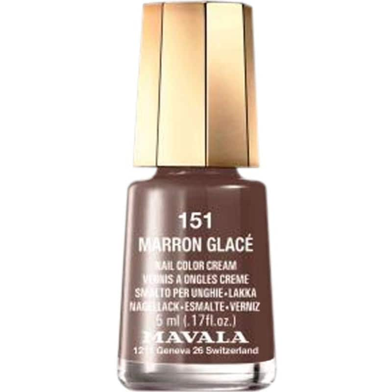 Mavala Mini Colours Marron Glacé - Esmalte Cremoso 5ml