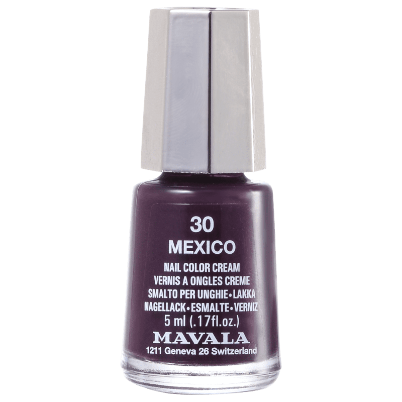 Mavala Mini Colours Mexico - Esmalte Cremoso 5ml