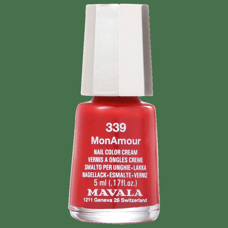 Mavala Mini Colours Mon Amour 339 - Esmalte Cremoso 5ml