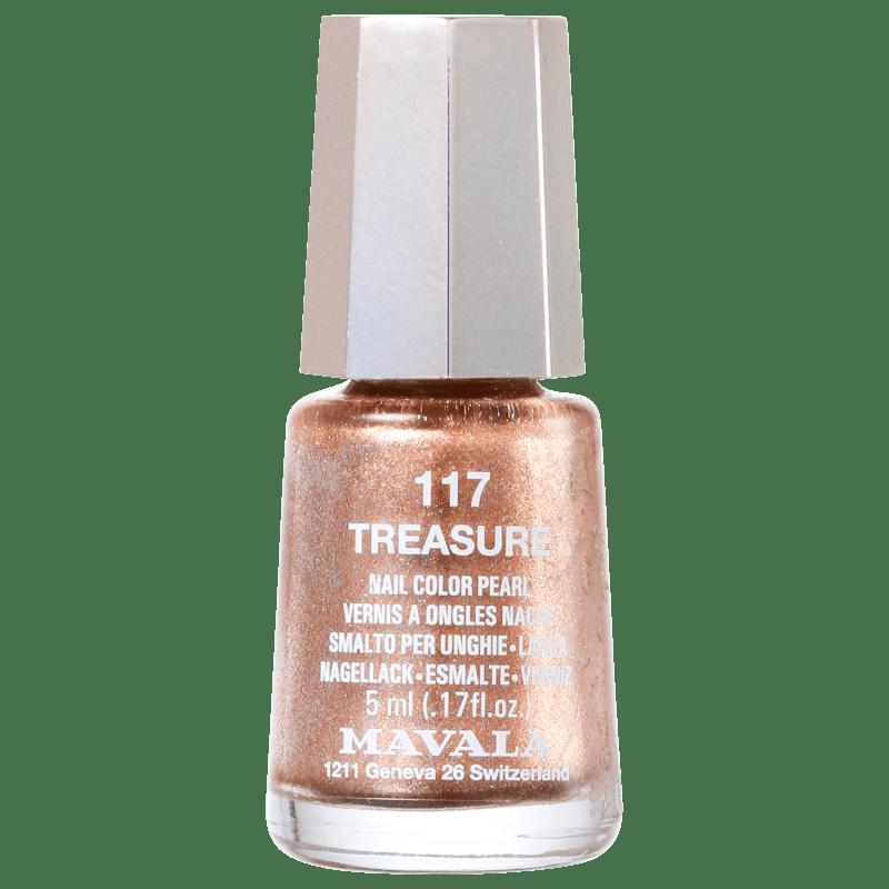 Mavala Mini Colours Oasis Treasure - Esmalte Metálico 5ml
