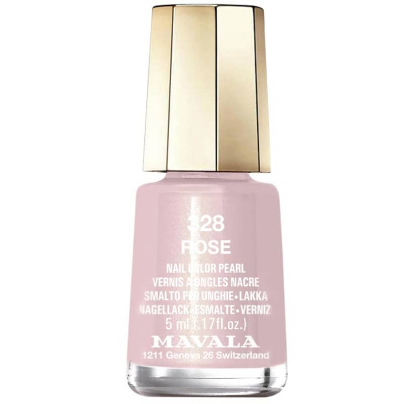 Mavala Mini Colours Rose - Esmalte Perolado 5ml