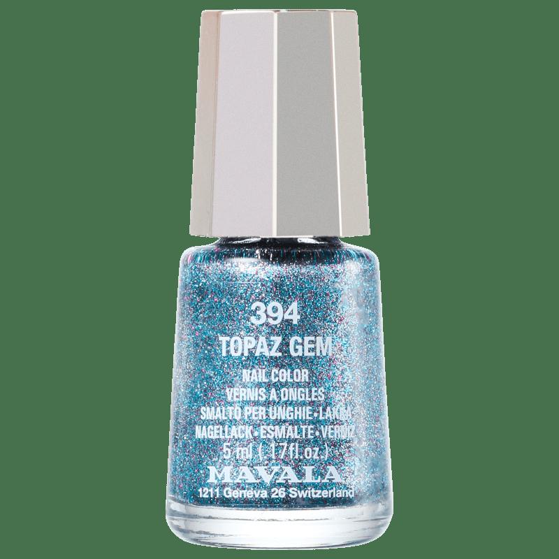 Mavala Mini Colours Topaz Gem - Esmalte Glitter 5ml
