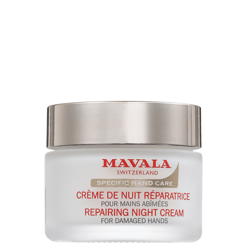 Mavala Repairing Night - Creme Reparador Noturno para as Mãos 70ml