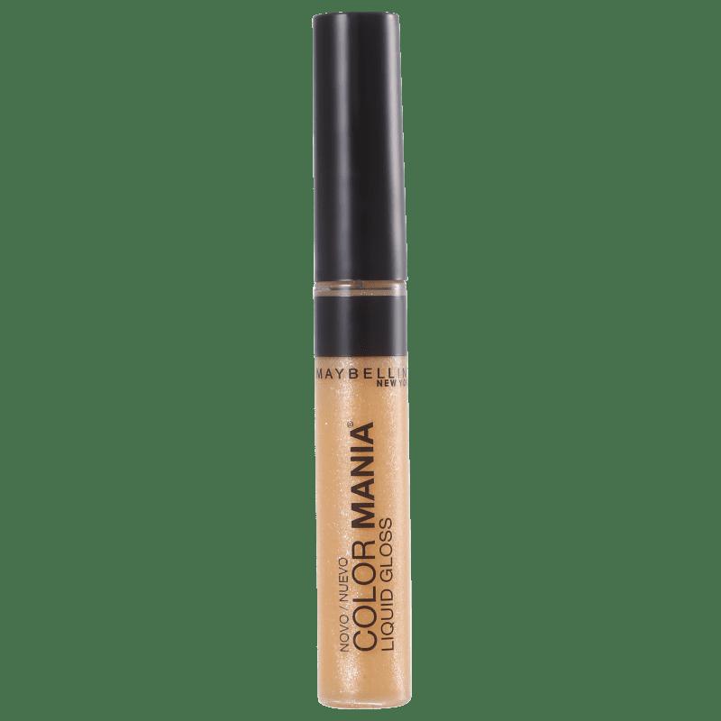 Maybelline Color Mania Liquid 120 Sunny Vanilla - Gloss Labial 7ml