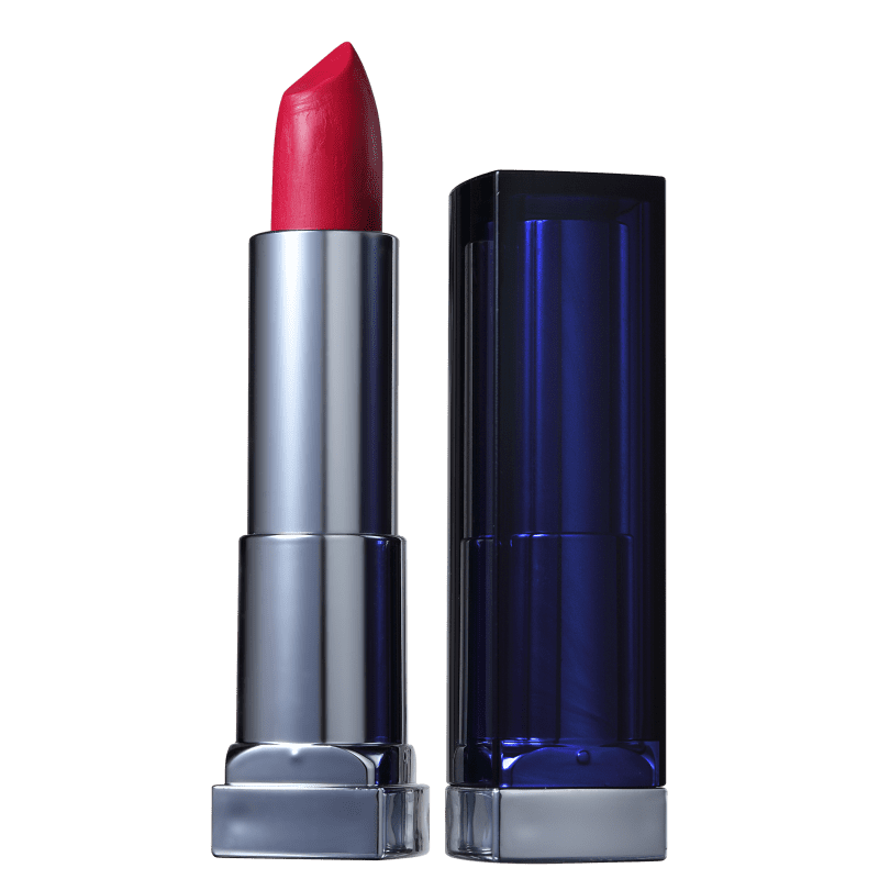 Maybelline Color Sensational Aperte o Play 114 Esquenta Com as Amigas - Batom Matte 4,2g