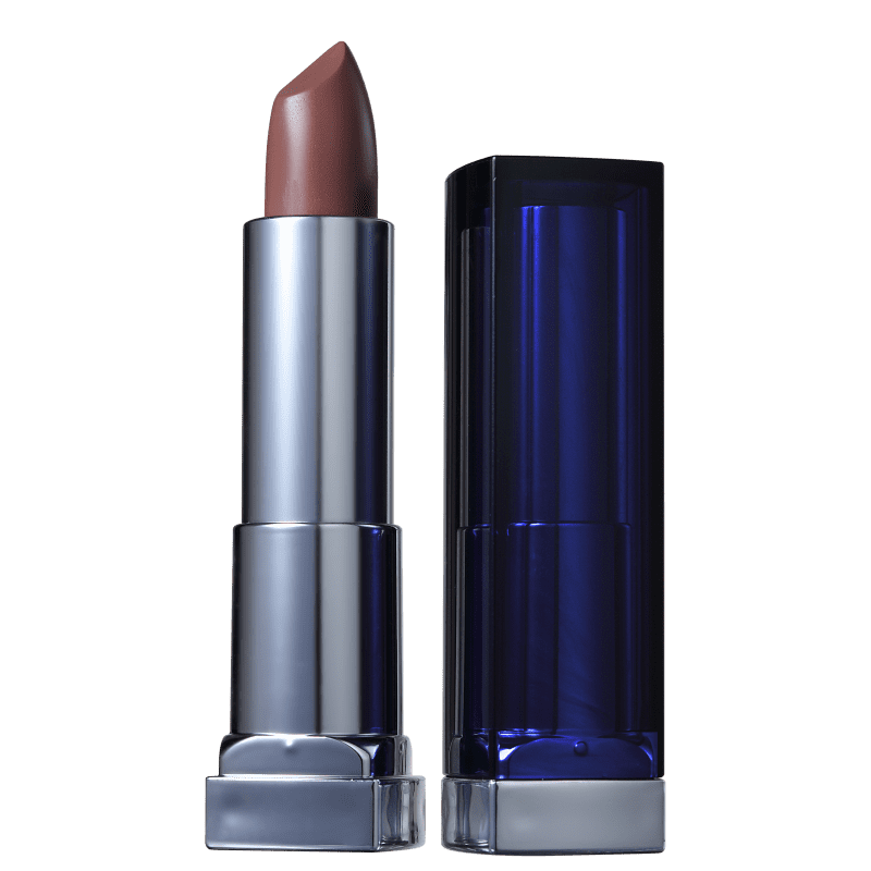 Maybelline Color Sensational Aperte o Play 212 De Todas as Tribos - Batom Matte 4,2g