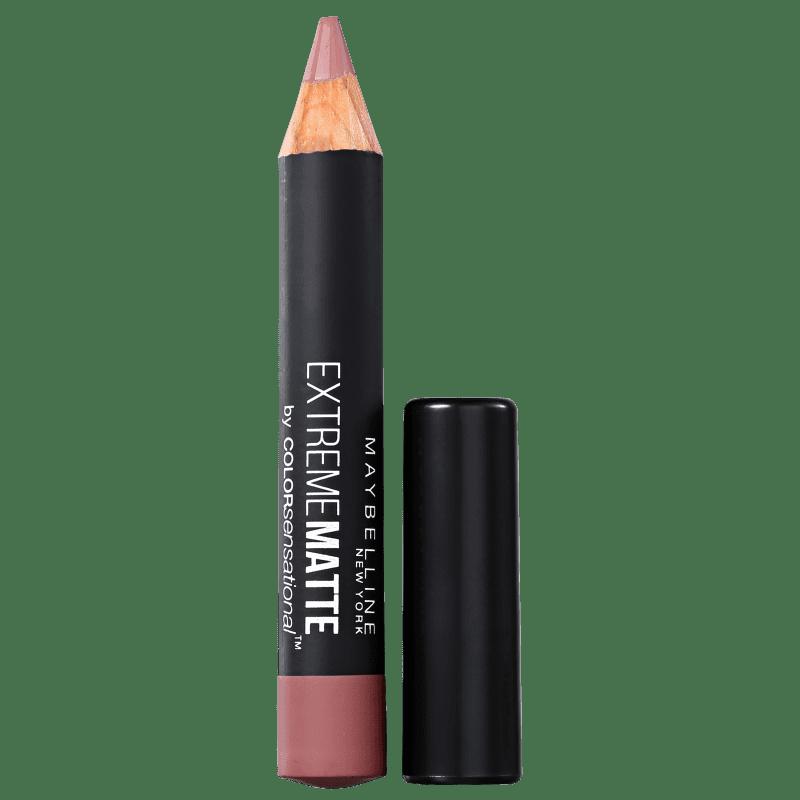 Maybelline Color Sensational Extreme Matte 10 É Assim e Ponto! - Batom 1,5g