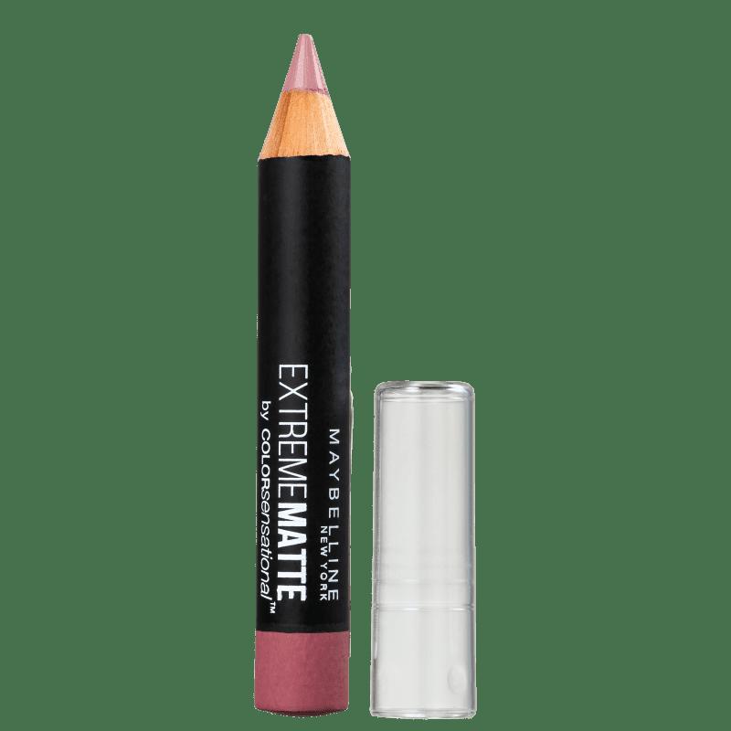 Maybelline Color Sensational Extreme Matte 160 É Bom E Eu Gosto - Batom 1,5g