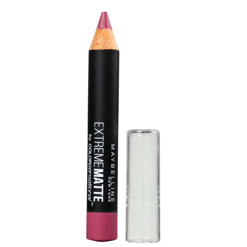 Maybelline Color Sensational Extreme Matte 170 Surra de Carão - Batom 1,5g