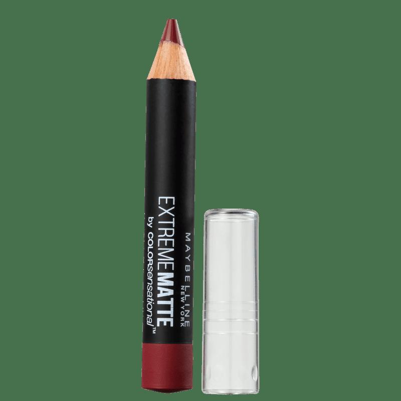 Maybelline Color Sensational Extreme Matte 180 Hoje Tem - Batom 1,5g