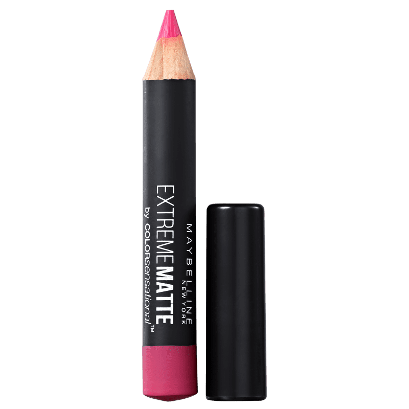 Maybelline Color Sensational Extreme Matte 40 Tô Dentro - Batom 1,5g
