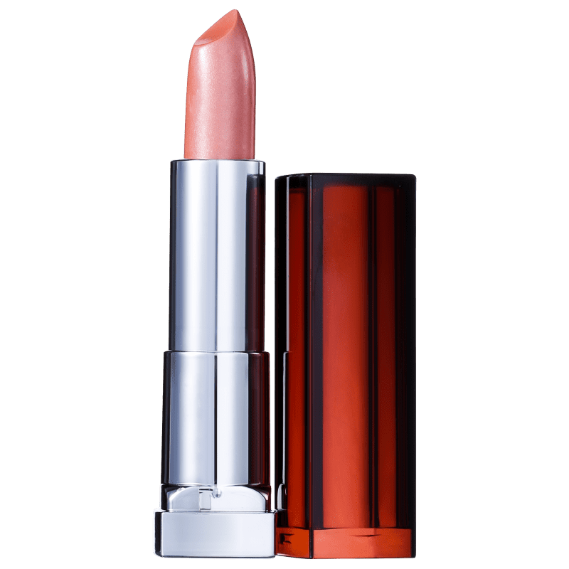 Maybelline Color Sensational Nudes Impecáveis 203 Tô Bege - Batom Cintilante 4,2g