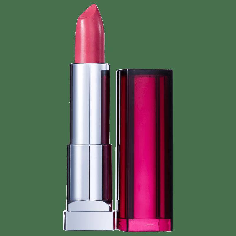 Maybelline Color Sensational Rosas Apaixonantes 101 Andando Nas Nuvens - Batom Cremoso 4,2g