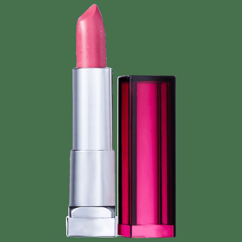 Maybelline Color Sensational Rosas Apaixonantes 102 Inveja Rosa - Batom Matte 4,2g