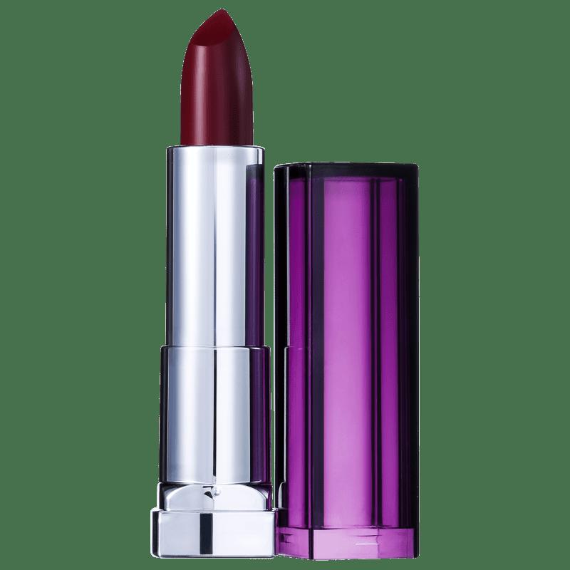 Maybelline Color Sensational Roxos Provocantes 404 Vale Tudo - Batom Cremoso 4,2g
