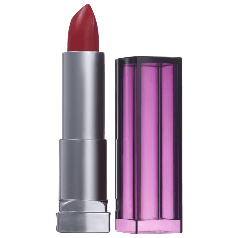 Maybelline Color Sensational Roxos Provocantes 405 Proibido Proibir - Batom Cremoso 4,2g