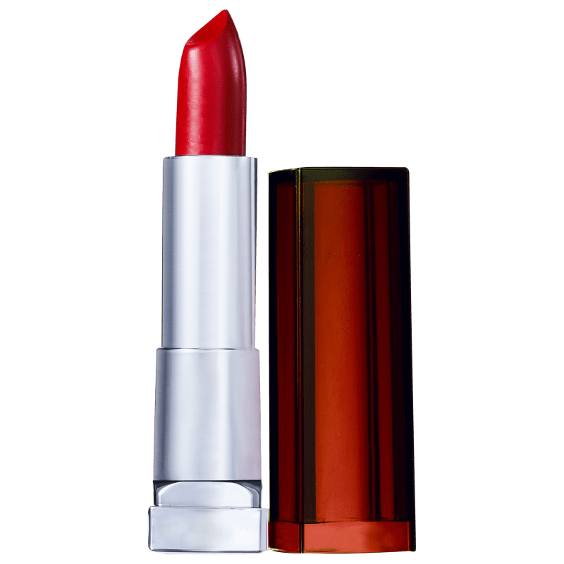 Maybelline Color Sensational Vermelhos Poderosos 311 Sem Compromisso - Batom Matte 4,2g
