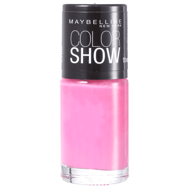 Maybelline Color Show 155 Chiffon Chic - Esmalte Cremoso 10ml