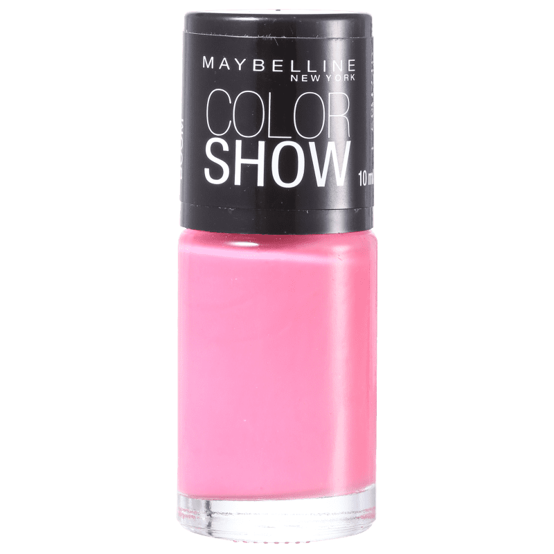Maybelline Color Show 160 Pink Boom - Esmalte Cremoso 10ml