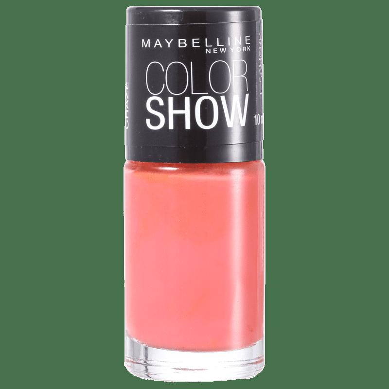Maybelline Color Show 210 Coral Craze - Esmalte Cremoso 10ml