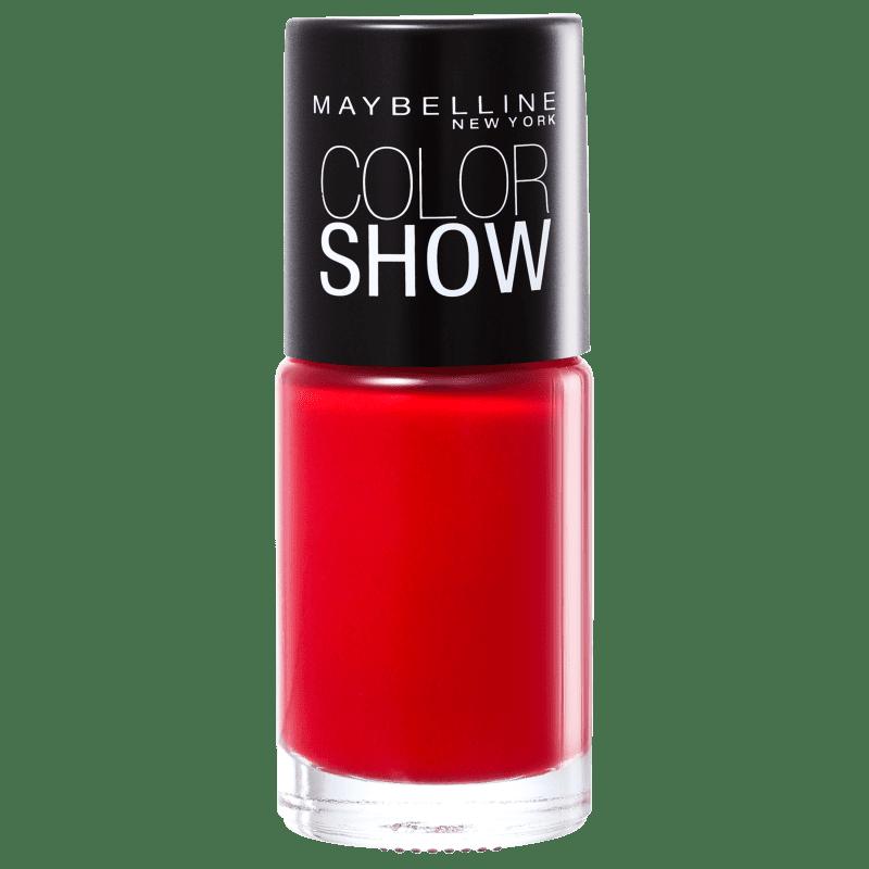 Maybelline Color Show 275 Candy Apple - Esmalte 10ml