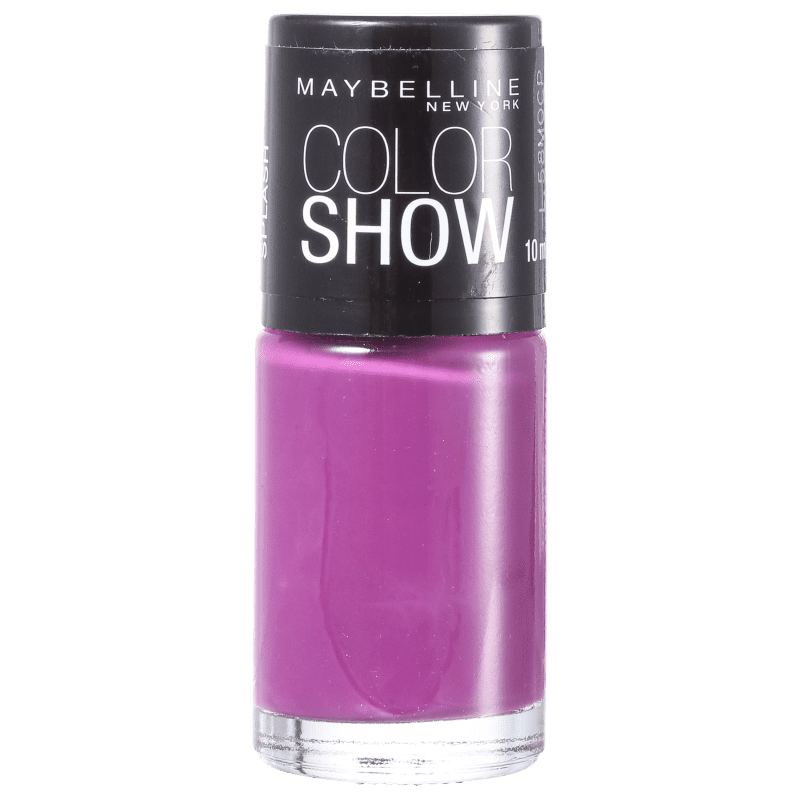 Maybelline Color Show 415 Purple Splash - Esmalte Cremoso 10ml