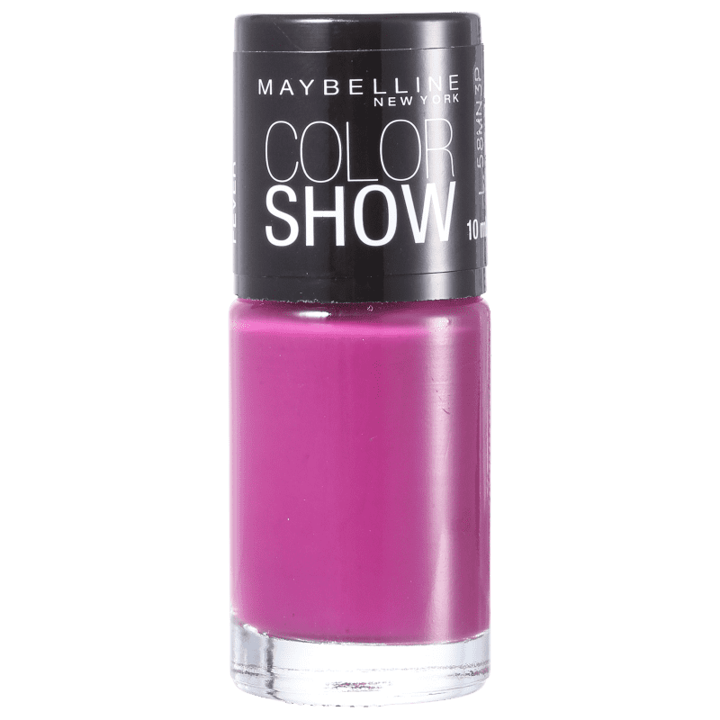 Maybelline Color Show 420 Fuchsia Fever - Esmalte 10ml