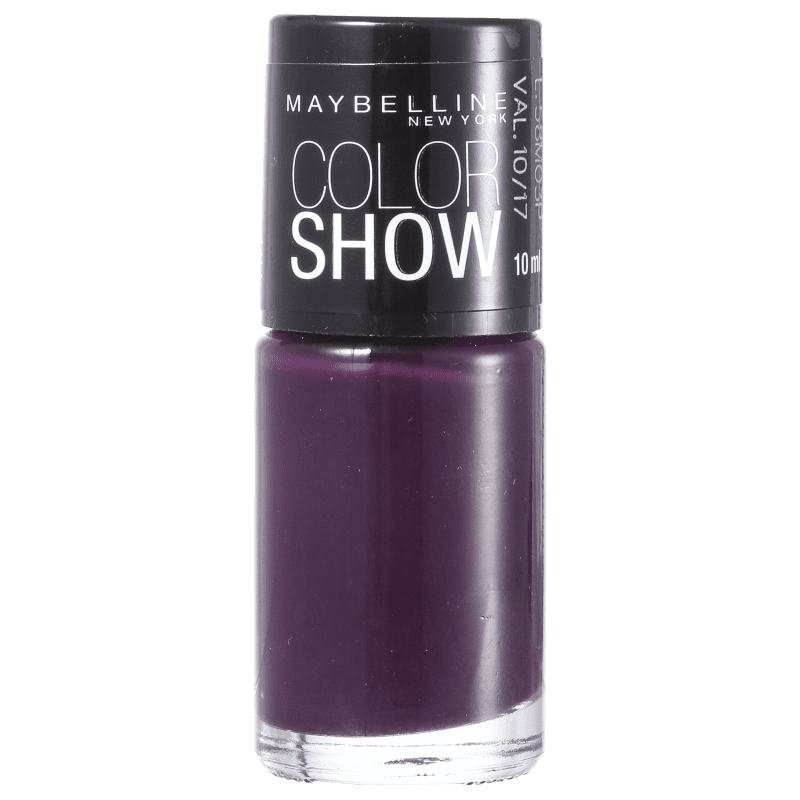 Maybelline Color Show 435 Purple Hit - Esmalte Cremoso 10ml