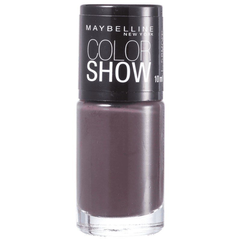 Maybelline Color Show 555 Midnight Taupe - Esmalte Cremoso 10ml