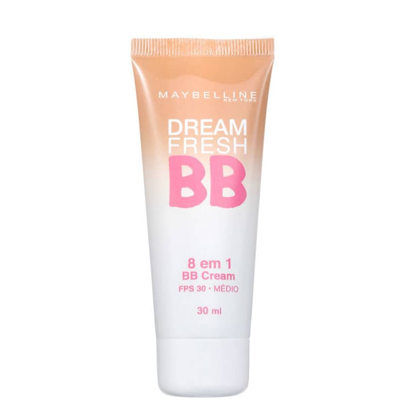 Maybelline Dream Fresh 8 em 1 FPS 30 Medium - BB Cream 30ml