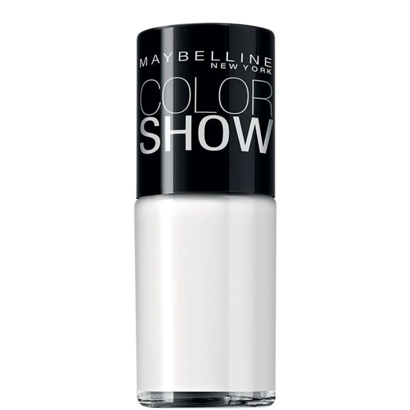 Maybelline Color Show 120 Porcelain Party - Esmalte 10ml