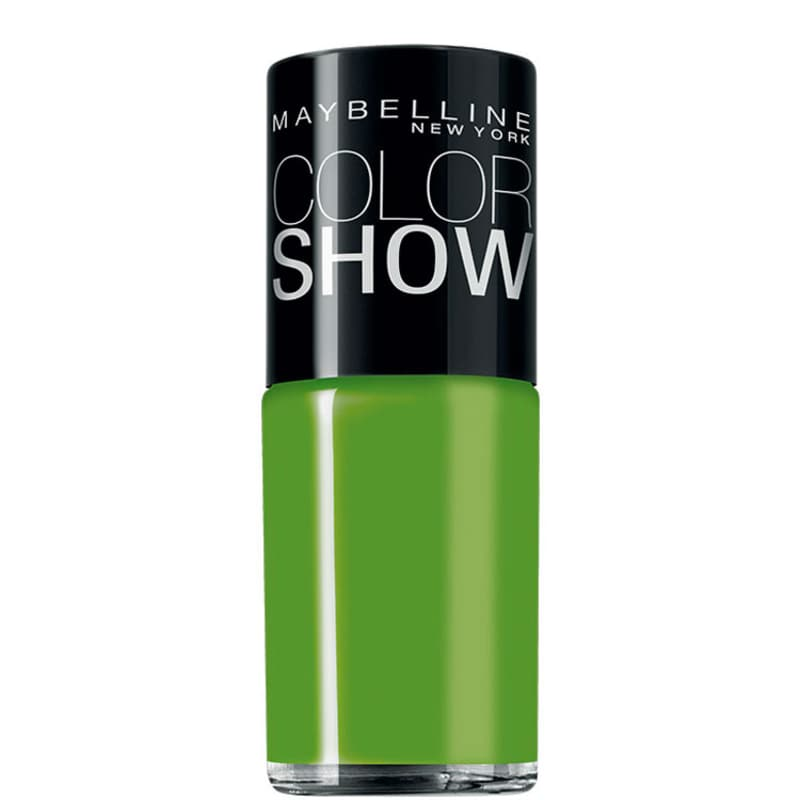 Maybelline Color Show 325 Go Go Green - Esmalte 10ml