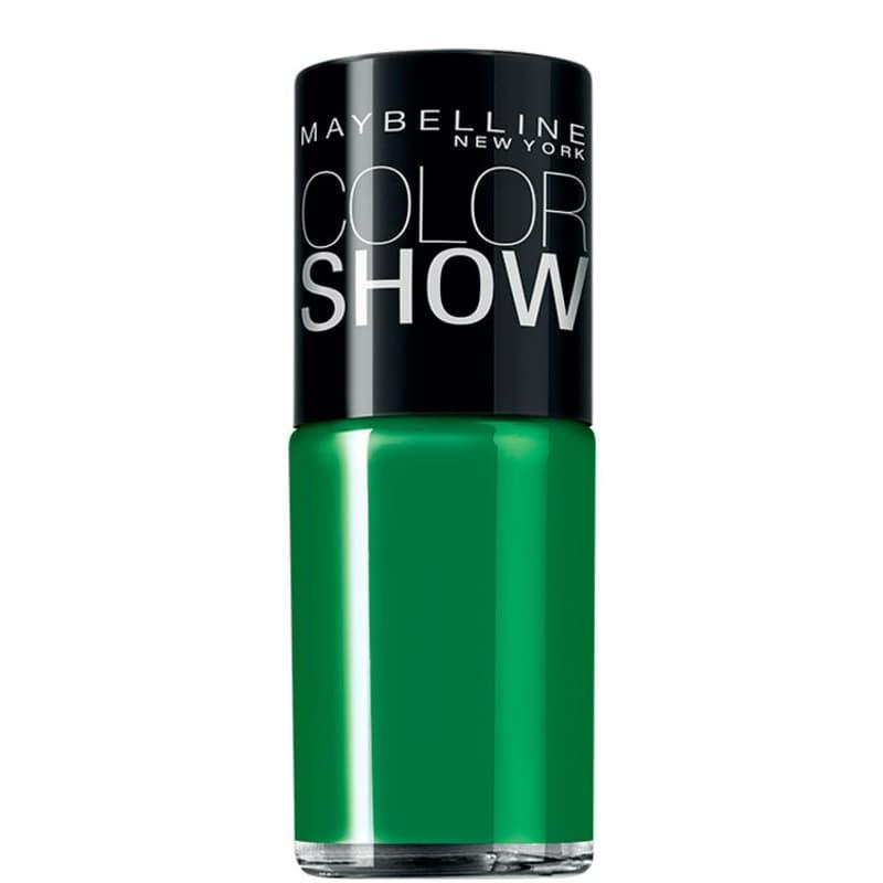 Maybelline Color Show 330 Hot Green - Esmalte 10ml