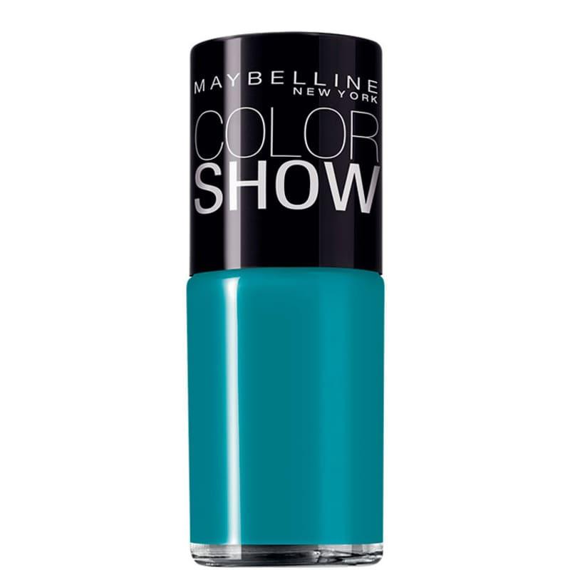 Maybelline Color Show 365 Urban Turquoise - Esmalte 10ml
