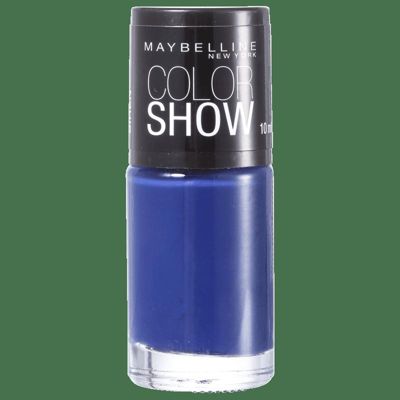 Maybelline Esmalte Color Show 375 Sapphire Siren 10ml