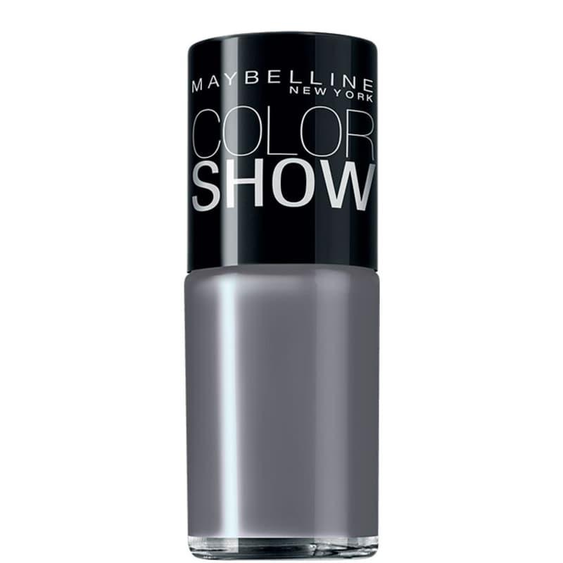 Maybelline Color Show 515 Dazzling Grey - Esmalte 10ml