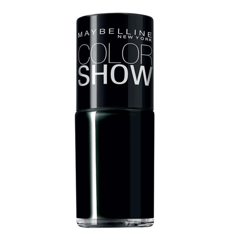Maybelline Color Show 545 Blackout - Esmalte 10ml