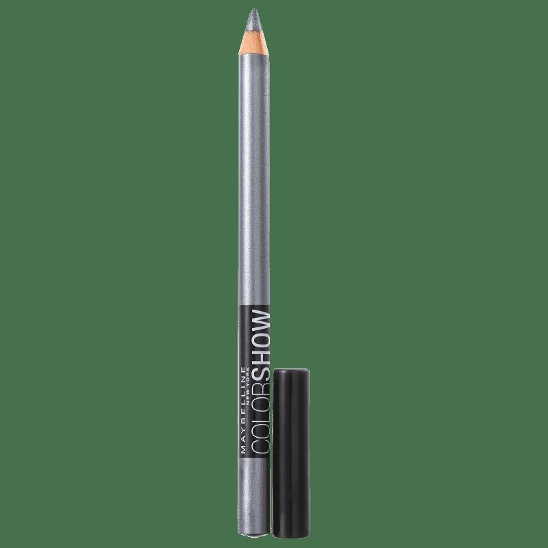 Maybelline Expertwear Eyeshadow Color Show Liner 15 Prata - Lápis de Olho 1,4g