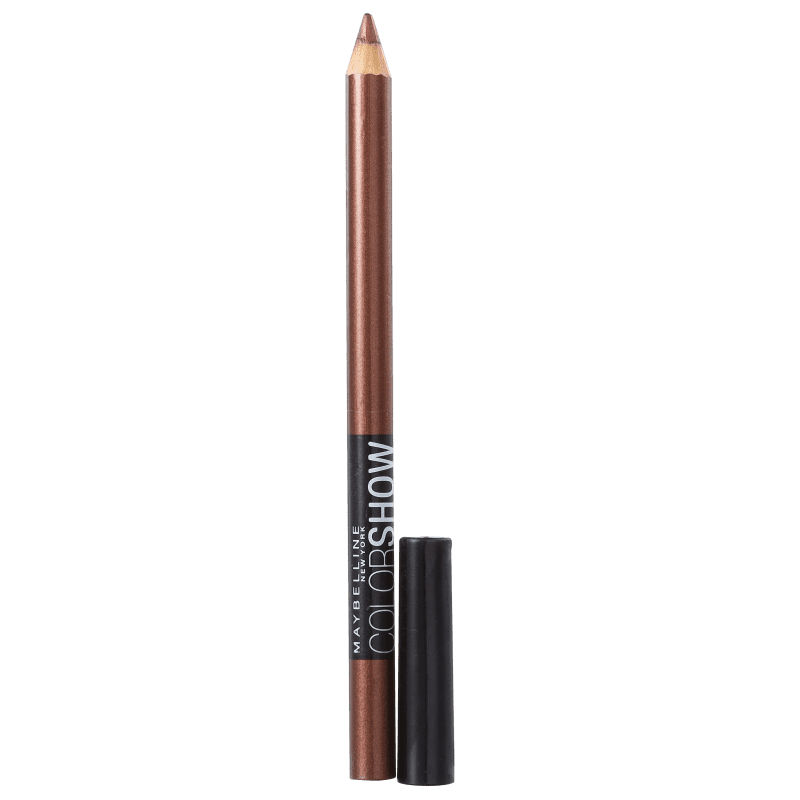 Maybelline Expertwear Eyeshadow Color Show Liner 25 Bronze - Lápis de Olho 1,4g