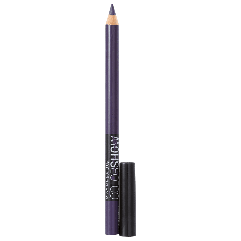 Maybelline Expertwear Eyeshadow Color Show Liner 50 Safira - Lápis de Olho 1,4g
